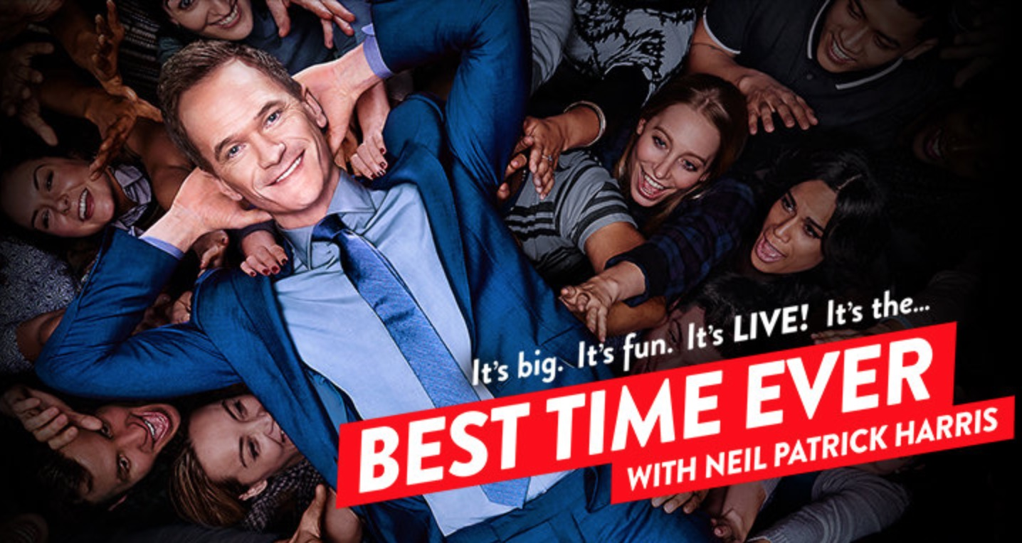 When Does Best Time Ever with Neil Patrick Harris Season 2 Start? Premiere Date (Cancelled)