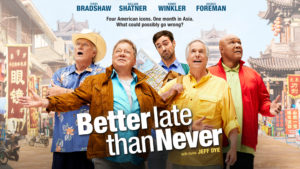 When Does Better Late Than Never Season 2 Begin? Release Date