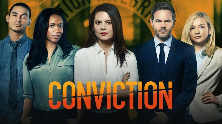 When Does Conviction Season 2 Start? Premiere Date (Cancelled)