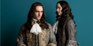 when does versailles season 1 start?