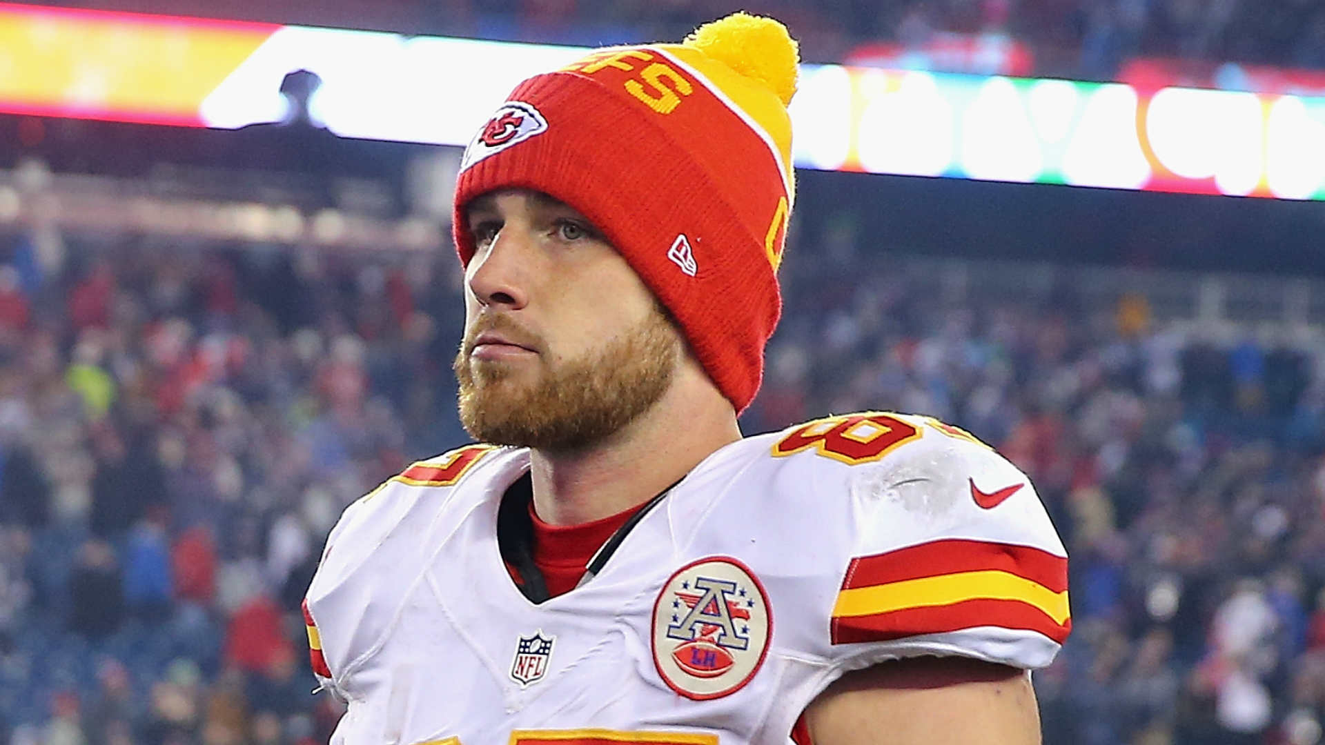 Get the latest news stats videos highlights and more about Kansas City Chiefs tight end Travis Kelce on ESPNcom