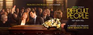 When Does Difficult People Season 3 Start? Premiere Date