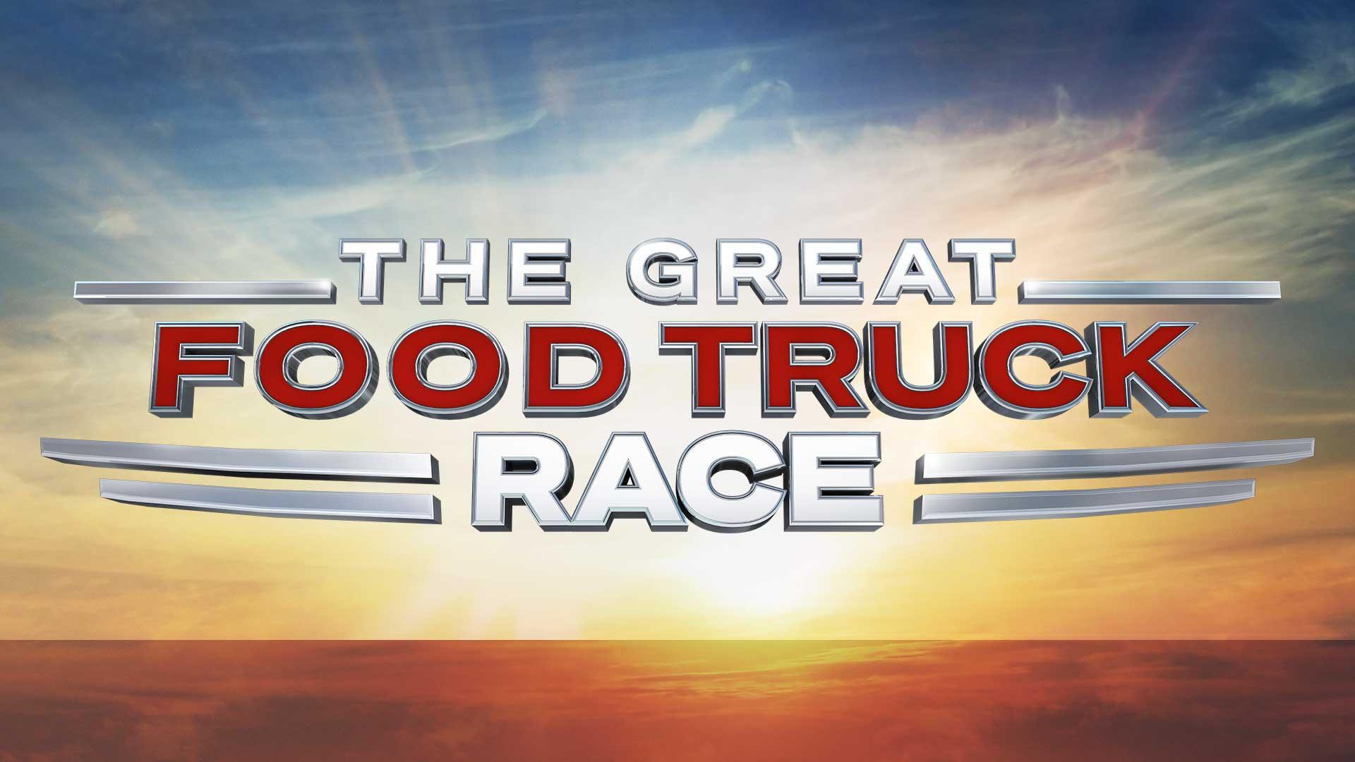 Great Food Truck Race Season  Premiere