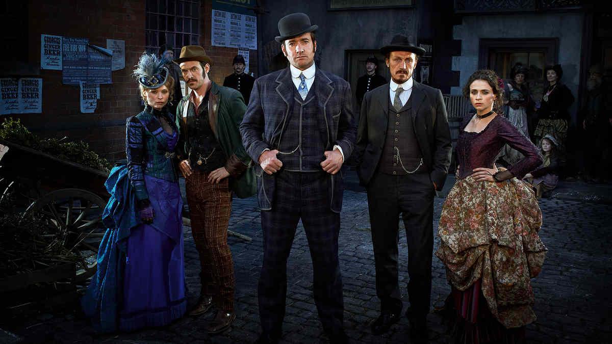 When Does Ripper Street Season 4 Begin On BBC America? (July 28, 2016)