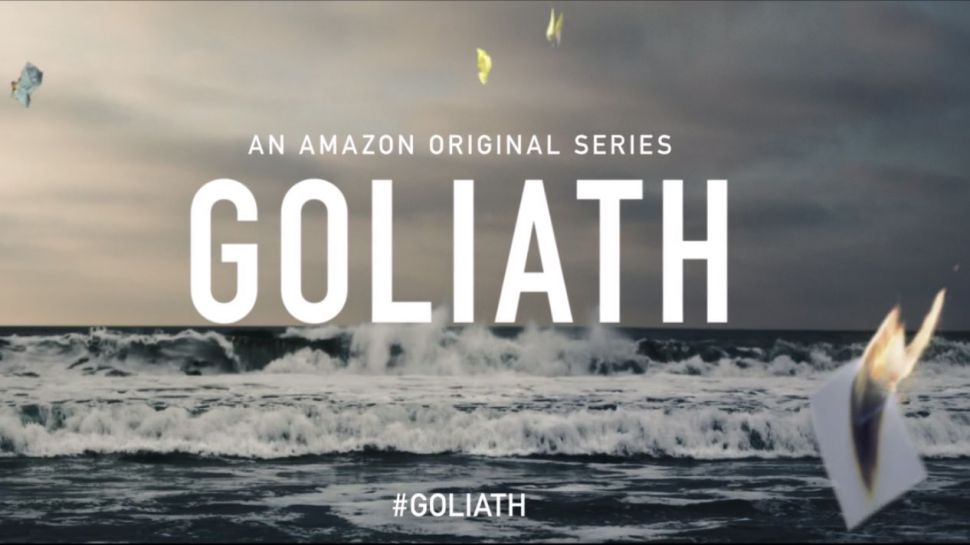 When does goliath season 2 start premiere date release date tv