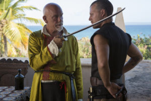 When Does Crossbones Season 2 Start? Premiere Date