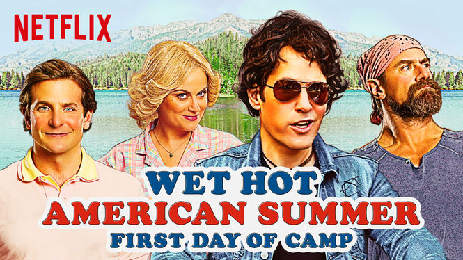When Does Wet Hot American Summer Season 2 Start? Premiere Date