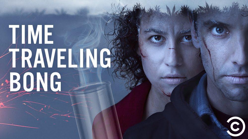 Netflix Time Traveling Bong