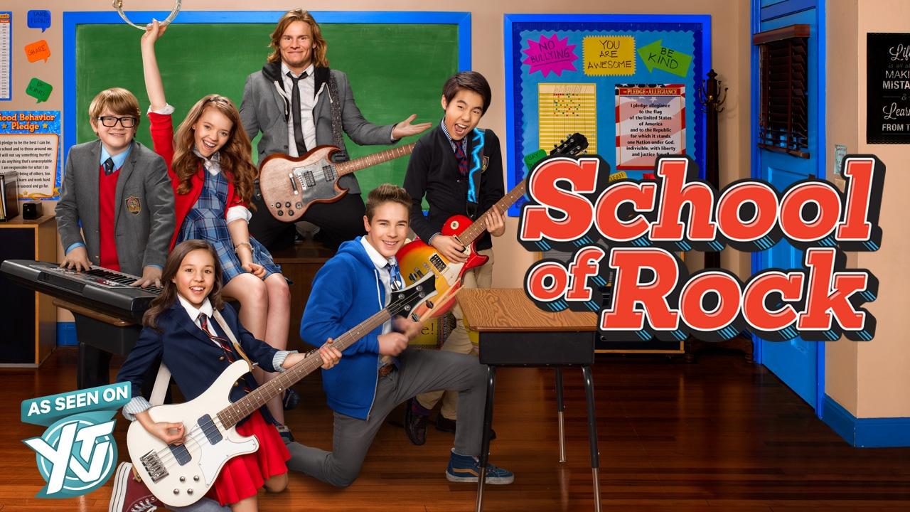 when does school of rock season 3 start premiere date