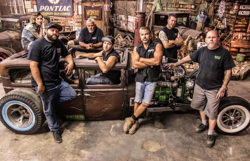 Diesel Brothers Cast >> When Does Diesel Brothers Season 3 Start Premiere Date Renewed