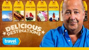 Bizarre Foods: Delicious Destinations Season 6 Start Date