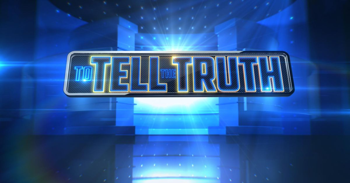 to tell the truth or to Buy to tell the truth season 1: read prime video reviews - amazoncom.