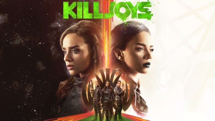 killjoys staffel 3 netflix