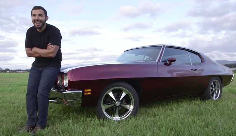 Searching For Classic Cars Tv Show