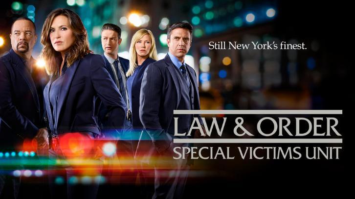 When Does Law & Order: SVU Season 20 Start? NBC TV Show Premiere Date