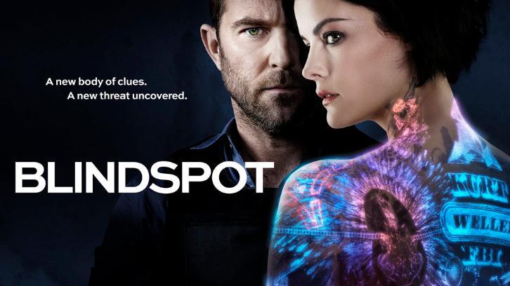 'Blindspot' Season 3 Returns This October
