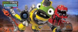 When Does Dinotrux Supercharged Season 2 Start? Netflix Release Date