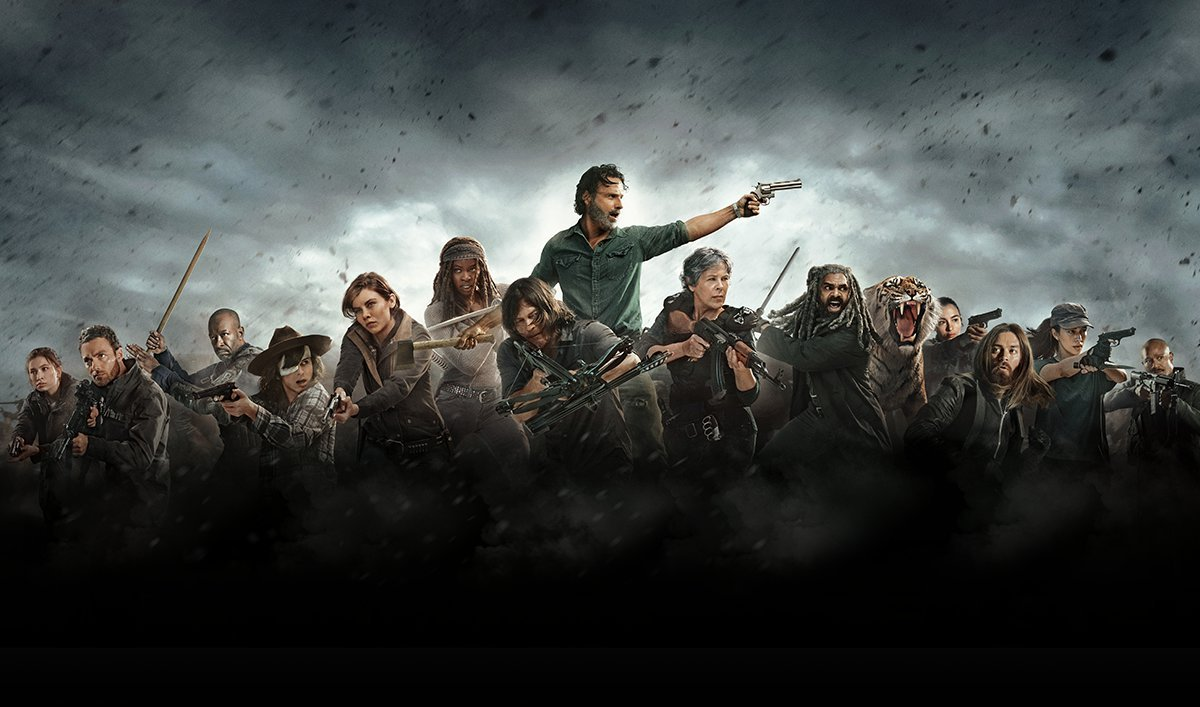 Walking dead premiere date in Brisbane