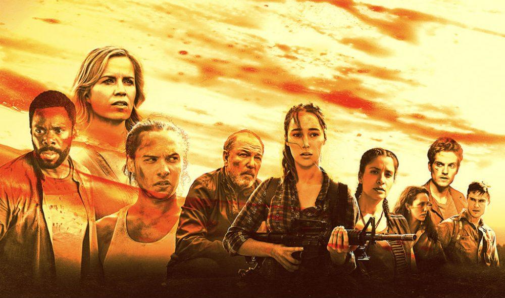 When Does Fear The Walking Dead Season 4 Start? Premiere Date - RENEWED