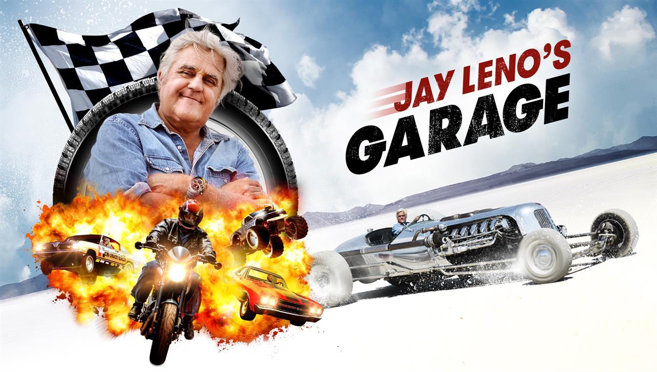 Jay Leno S Garage Season 5 Cnbc Premiere Date Release Date