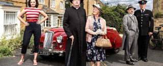 When Will Father Brown Season 7 Start? BBC One Daytime Air Date, Renewal Status