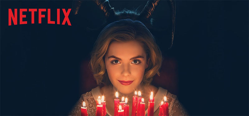 when does chilling adventures of sabrina season 3 release. Black Bedroom Furniture Sets. Home Design Ideas