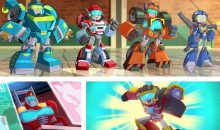 Transformers: Rescue Bots Academy Release Date on Discovery Family