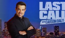 When Does Last Call With Carson Daly Season 19 Start on NBC? (Cancelled)