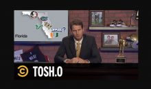 Tosh.0 Season 13 Release Date on Comedy Central (Renewed)